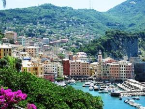 Camogli, il cuore del Monte di Portofino