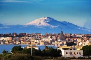 Siracusa e l'Etna