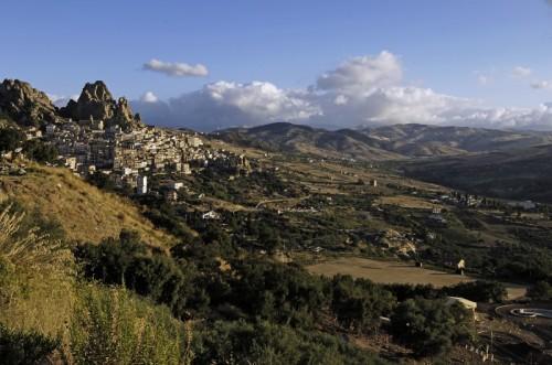 Gagliano Castelferrato - panorama 1