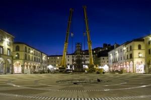 Gru in Piazza Arnolfo