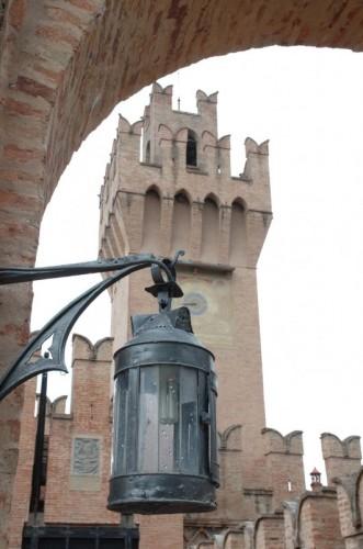 Bologna - L' orologio in Piazza Maggiore