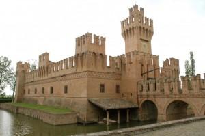 Fortificazione con fossa