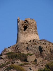 Fortificazioni - Torre Aragonse - Porto Giunco - CapoCarbonara