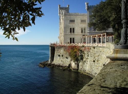 Trieste - Il Castello di Miramare