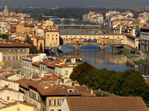 Firenze - Veduta di firenze