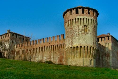 Soncino - soncino: il castello