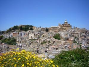 Panorama Piazza Armerina