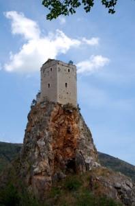 la Torre di Monticchio