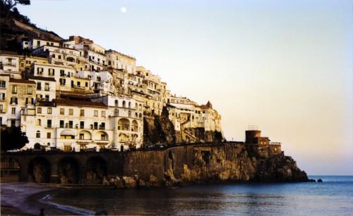 Amalfi - A picco sul mare