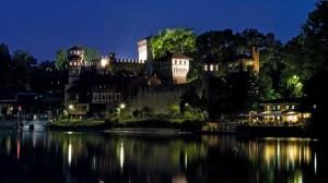 Torino - Il borgo medioevale al Valentino