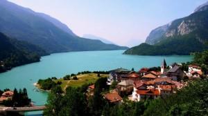 Molveno e il suo Lago