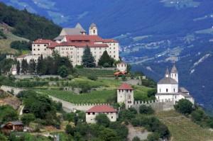 Monastero di Sabiona (nel Medioevo era un castello)
