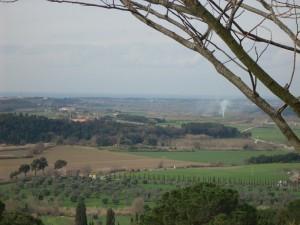 Cecina e le sue colline