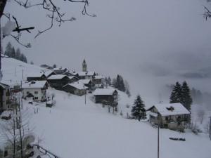 Sappade con la neve