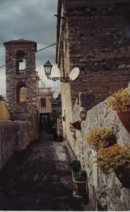 Mura Medievali e Bizantine con torre campanaria