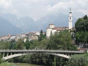 Il fiume, il ponte, la mia città