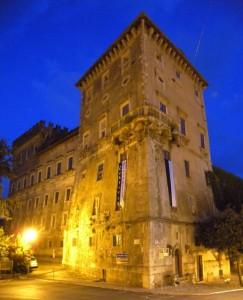 Il Palazzo Ducale di Giove (TR) - Sec. XVI