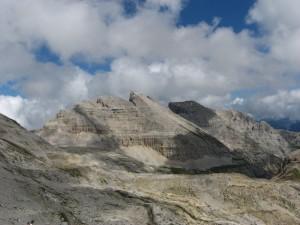 Gruppo del Latemar,versante sud