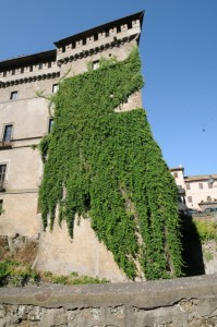 Il Bastione di Castello Ruspoli Sec. XVI - Vignanello (VT)