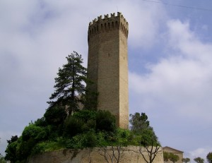 La torre di Moresco