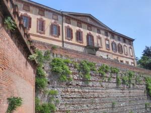 L'ala est del castello d'Harcourt