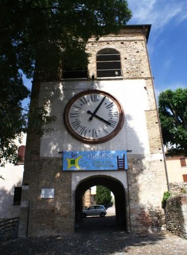 Castiglione delle Stiviere - La torre del Castello