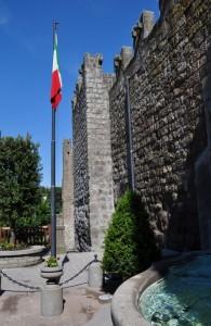 Mura di Cinta dell'Antico Borgo di Vitorchiano (VT)