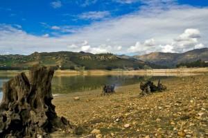 Il Lago Pozzillo e la sua Diga