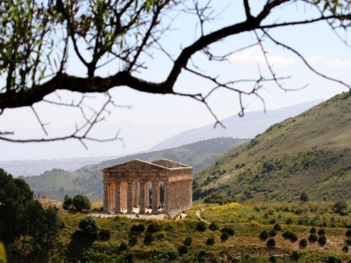 Calatafimi Segesta - Il Tempio di Segesta