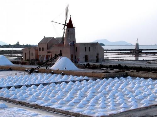 Marsala - Saline di Marsala