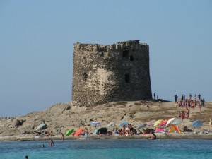 Fortificazione - Torre aragonese - La Pelosa - Stintino