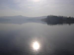 Il lago dormiente