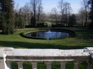 Dal parco del castello