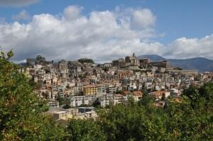 Panorama di Castiglione di Sicilia