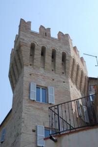 Un'altra torre ben restaurata