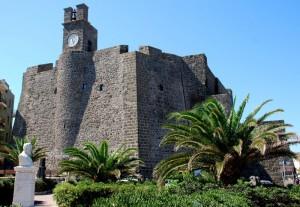 Il Castello Barbacane