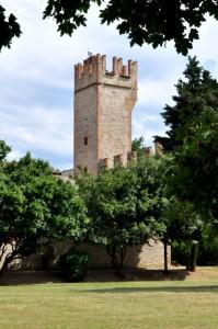 Il castello dell' Acciaiolo