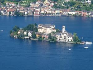 Orta San Giulio e la sua Isola