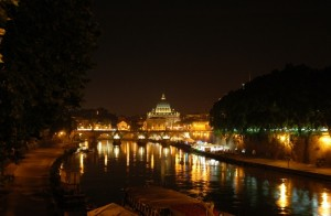 Roma by night - Panorama