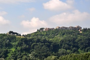 Panorama di Filacciano (RM)