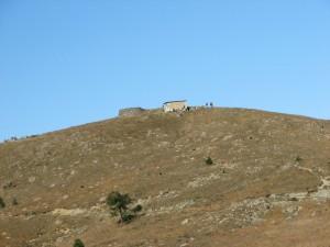 Rifugio sul monte Pennello