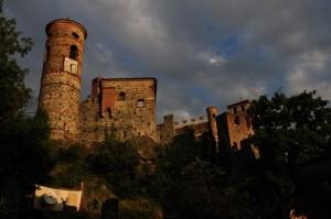 Torre e castello di Pavone canavese
