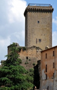 Civitella d'Agliano (VT) - Torre e Ruderi del Castello dei Monaldeschi