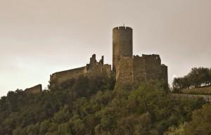 il castello di Monte Ursino