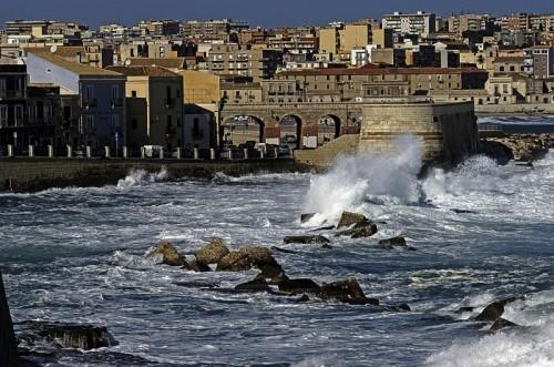 Siracusa - Ortigia e il mare