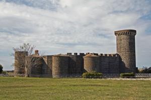 Il Castello della Badia di Vulci