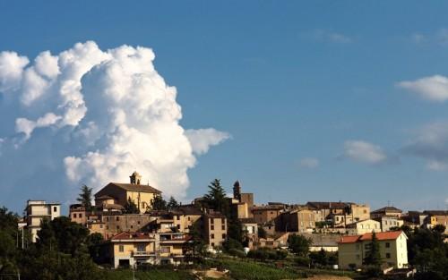 Colmurano - nuvola