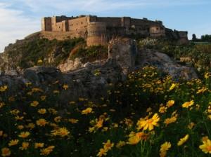 Primavera sotto il castello
