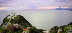 Il Faro di Capo Miseno e la Baia