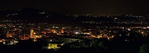 Sarzana by Night